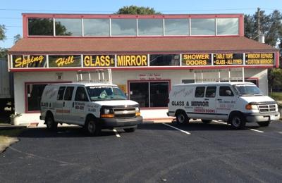Spring Hill Glass & Mirror - Spring Hill, FL