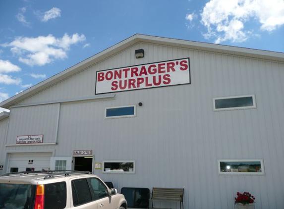 Bontrager's Surplus - White Pigeon, MI