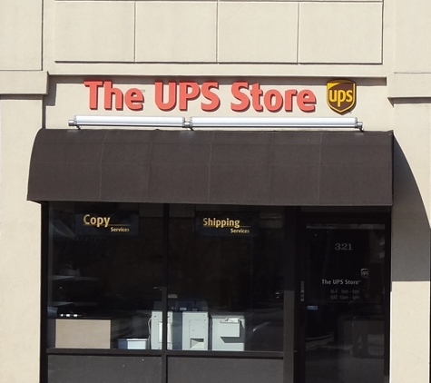 The UPS Store - Newtonville, MA