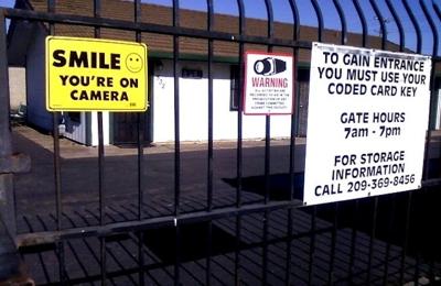 A MINI STORAGE   Lodi, CA