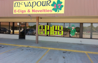 McVapour E-Cigs & Novelties - Derby, KS