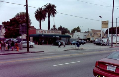 Tams Burger - Los Angeles, CA