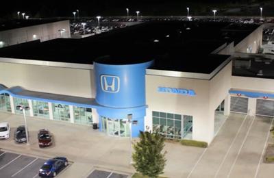 Honda Cars Of Concord - Concord, NC