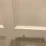 Metzger's Painting - Phoenix, AZ. Over spray on wainscoting