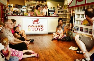 Lions & Tigers & Toys - Austin, TX