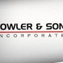 Fowler & Sons Inc