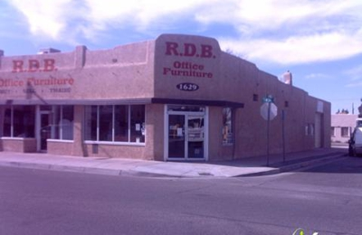 rdb office furniture albuquerque, nm 87102 - yp