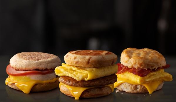 McDonald's - Fresno, CA
