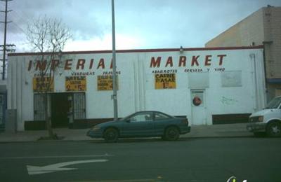 Imperial Market - San Diego, CA