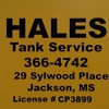 Hales Septic Tank Service