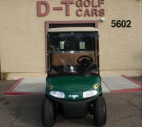 D & T Golf Cars - Mesa, AZ