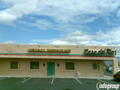 Casa Del Rio Mexican Restaurant 1060 S Pantano Rd Tucson