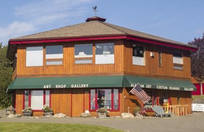 Art Shop Gallery - Homer, AK