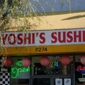 Yoshi's Sushi - West Hollywood, CA
