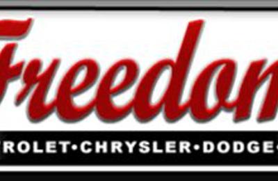 Freedom Chevy Chrysler   Virden, IL