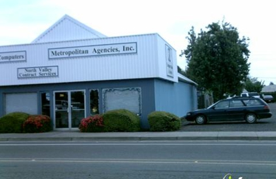 North Valley Contract Service - Mcminnville, OR