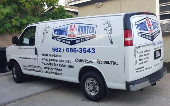 CJ's  Plumbing N Rooter - Whittier, CA