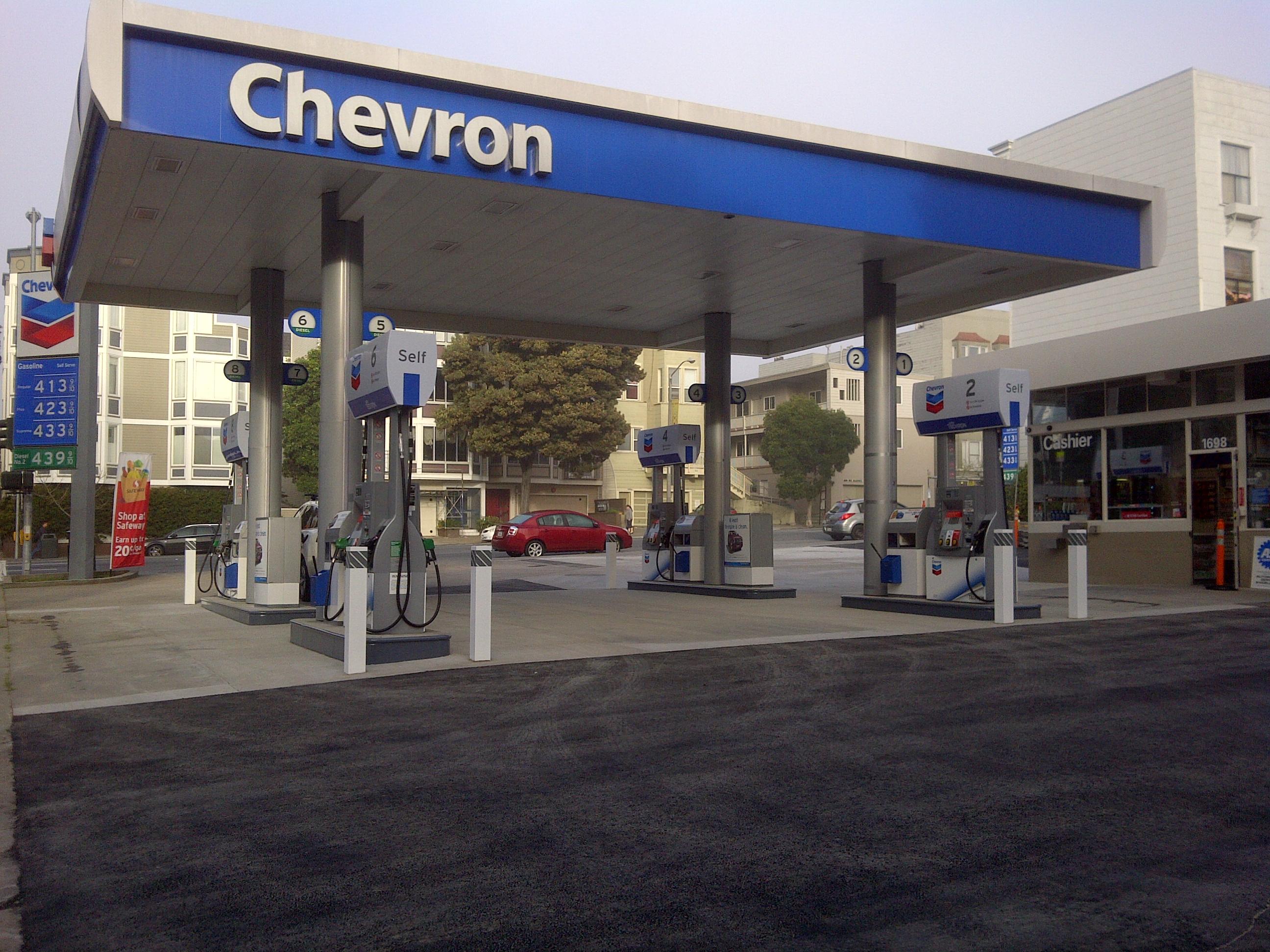 Chevron At Masonic & Fell 1698 Fell St, San Francisco, CA 94117 - YP.com