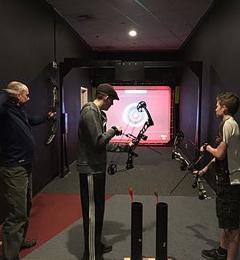 Northern Simulators Archery Pro Shop - Soldotna, AK