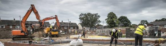 construction site preparation services