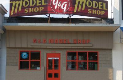 G & G Model Shop - Houston, TX