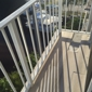 Exclusive Works Services - Miami, FL. Awful work!  This is how he left my balcony and never came back to fix it.