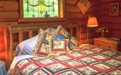 Guest House Log Cottages