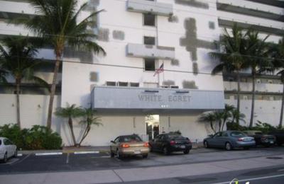 The White Egret - Fort Lauderdale, FL