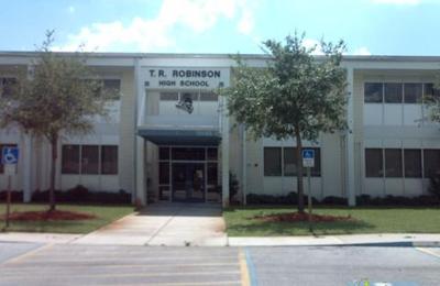 Robinson Senior High School - Tampa, FL