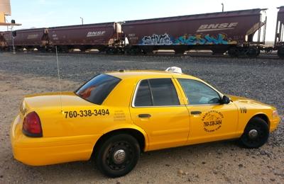 California City Yellow Cab Company 8421 Quezon Ave