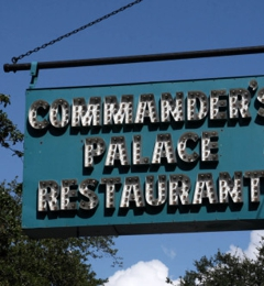 Commander's Palace - New Orleans, LA
