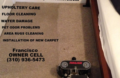 Chico's Carpet Cleaners - Los Angeles, CA