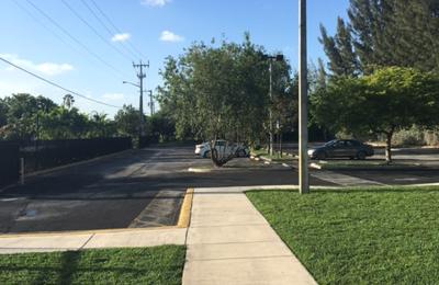 Lauderhill Baptist Church - Lauderhill, FL. Parking