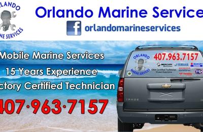 Orlando Marine Services - Winter Garden, FL
