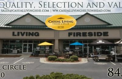 Casual Living Fireside & Grillin - Bluffton, SC