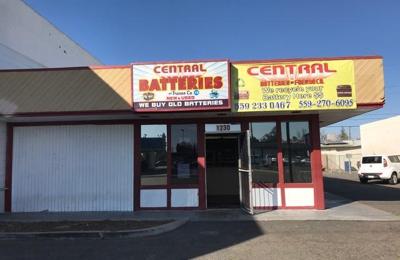 Central Battery 1230 W Shields Ave Fresno Ca 93705 Yp Com