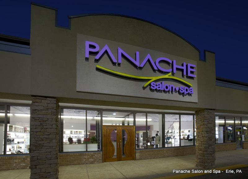 Panache Salon Amp Spa 2501 W 12th St Erie Pa 16505 Yp Com