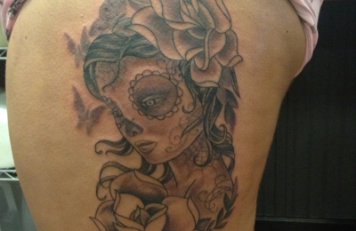 Love Blood Ink Tattoo Clarksville Tn