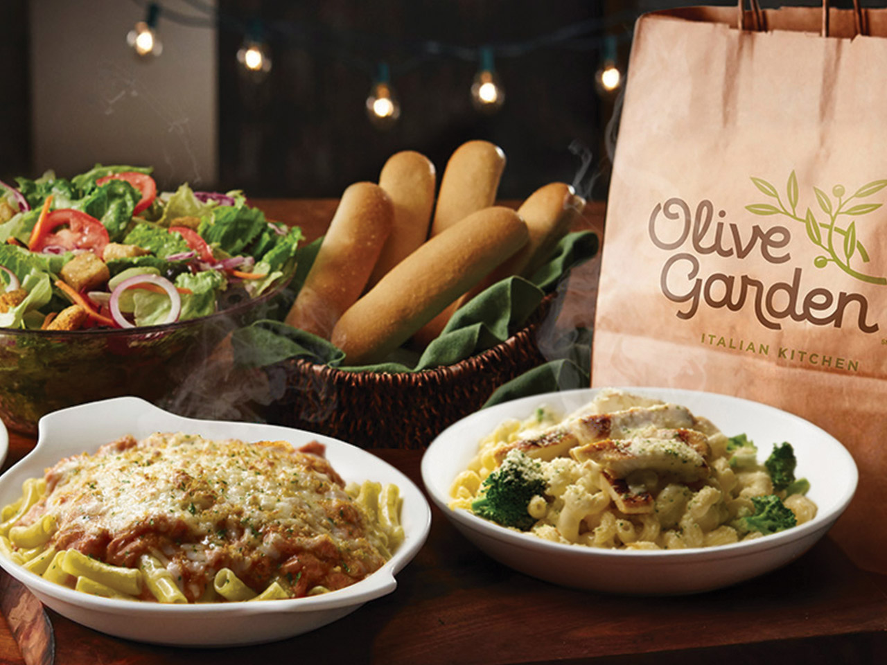 Olive Garden Italian Restaurant 13910 E Us Highway 40, Independence ...