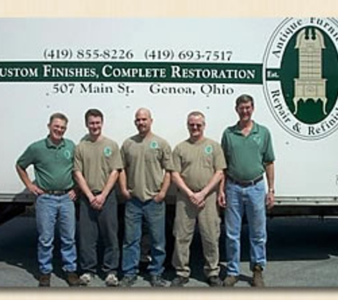 Antique Furniture Repair & Refinishing LLC - Genoa, OH