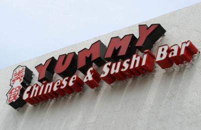 Yummy Chinese & Sushi Bar - Miami Beach, FL