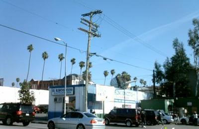 El Rinconcito Salvadoreno - Los Angeles, CA
