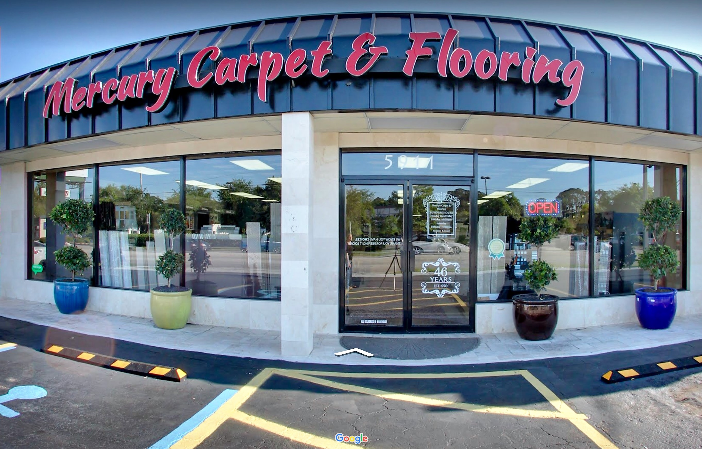 Mercury Carpet Flooring  Beach Blvd Jacksonville Fl