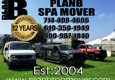 Plan B Delivery Services - Murrieta, CA. Plan B Spa Movers ~ Established in 2004 ~ Licensed & Fully Insured