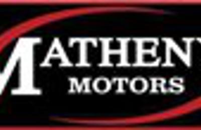 Matheny Motors Parkersburg Wv >> Matheny Motors 3rd Ann St Parkersburg Wv 26101 Yp Com