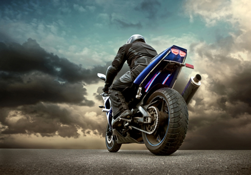 Motorcycle salvage yards are valuable sources of hard-to-find parts.