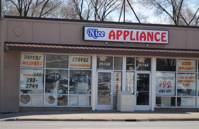 Nice Appliance - Center Line, MI