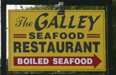 Galley Seafood Restaurant - Metairie, LA