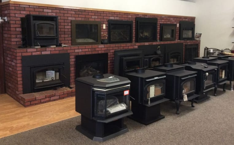 Heating Stoves And Supplies In Ukiah