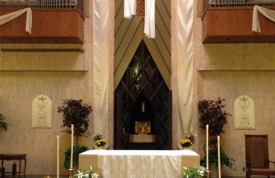Immaculate Conception Church - Springfield, MO